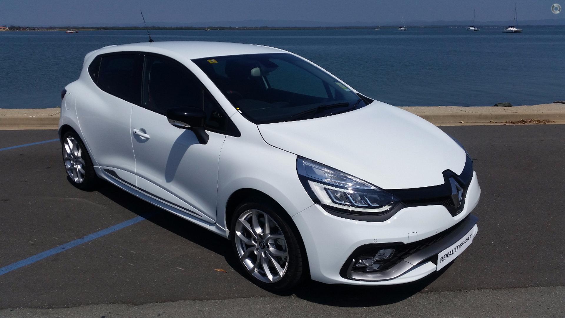 2017 Renault Clio IV B98 Phase 2
