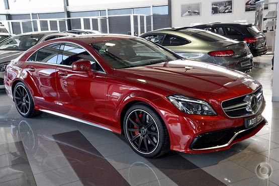 2017 Mercedes-Benz <br>CLS 63