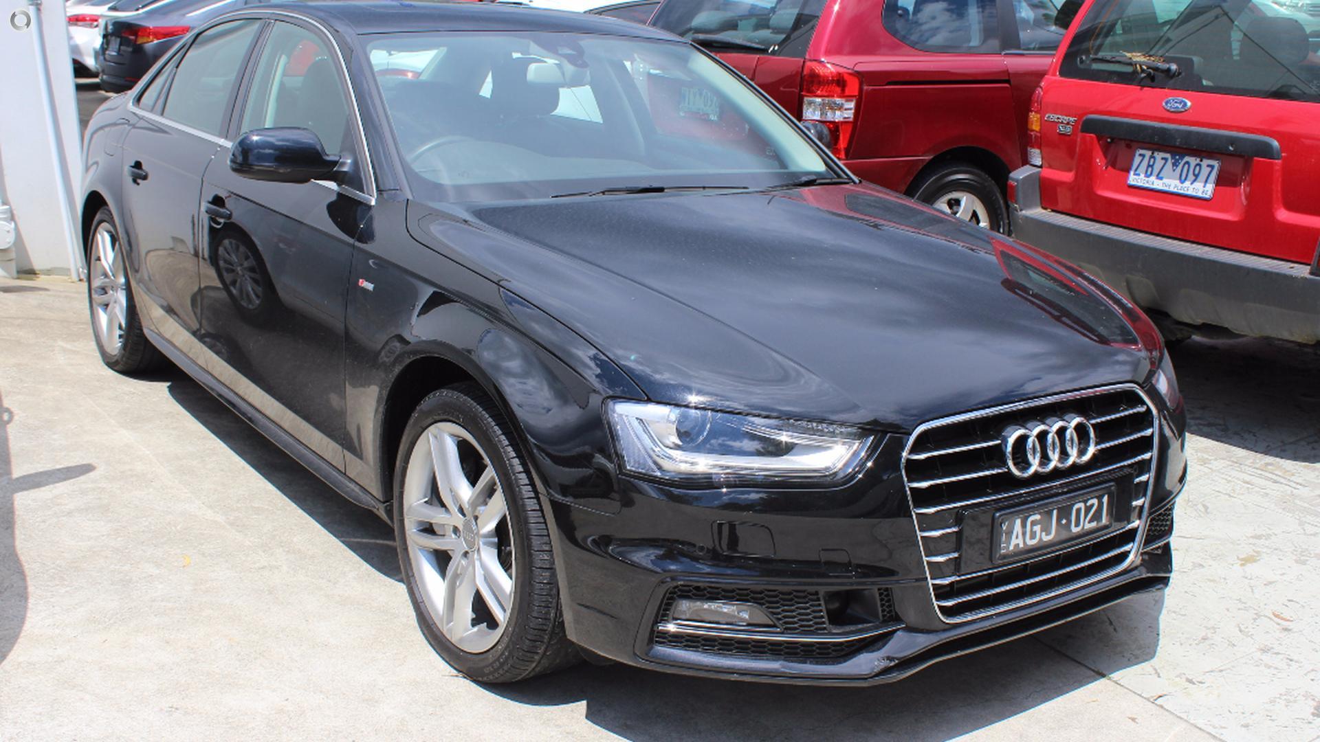 2015 Audi A4 S line plus B8
