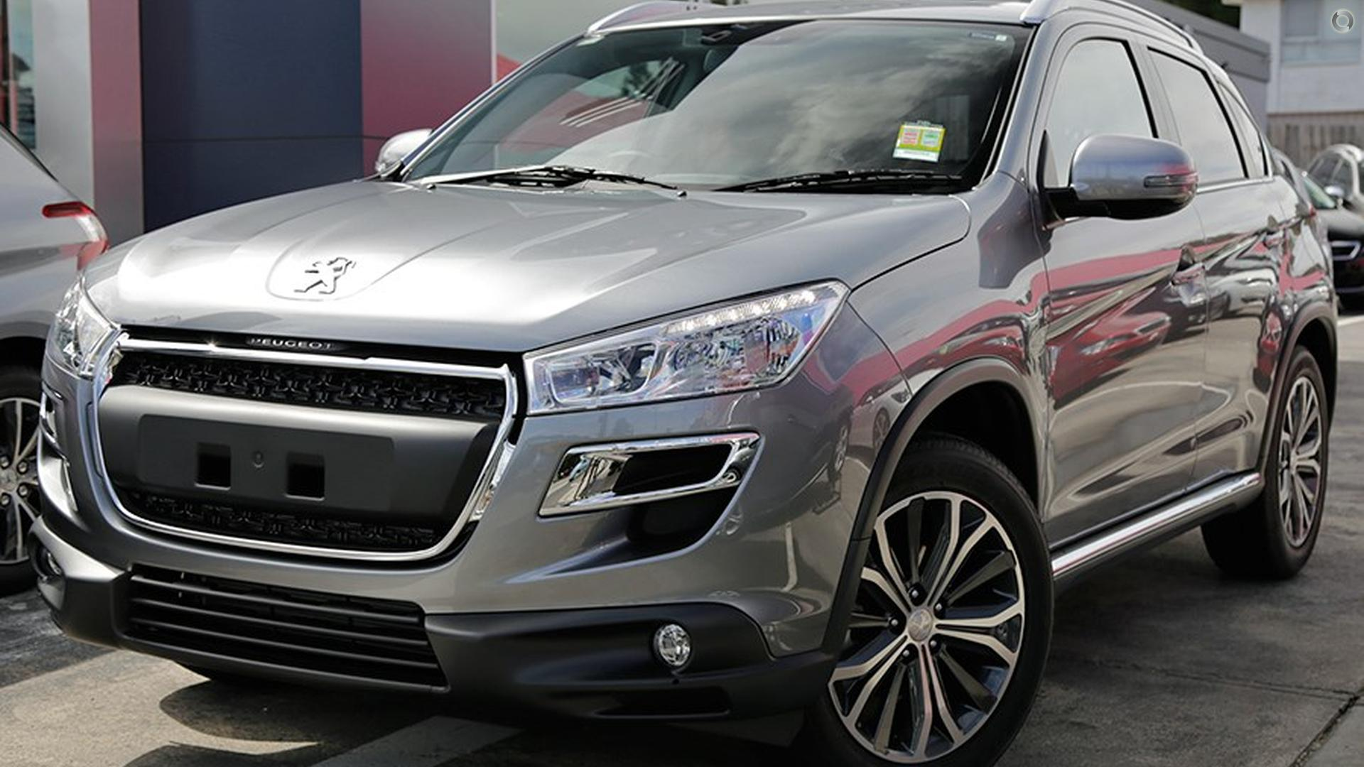 2015 Peugeot 4008 Active (No Series)