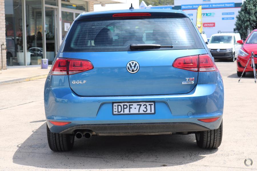 2016 Volkswagen Golf 110TSI Highline 7