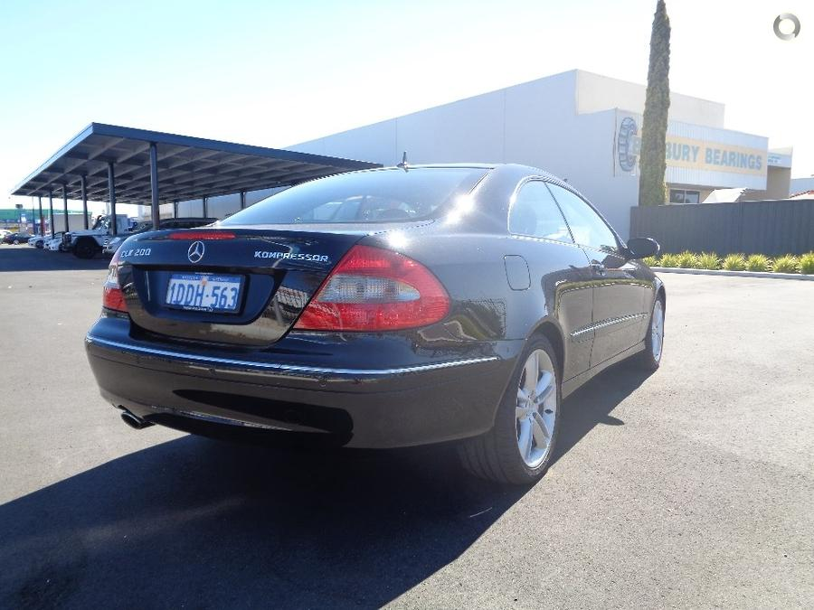 2006 mercedes benz clk 200 kompressor coupe mercedes benz bunbury. Black Bedroom Furniture Sets. Home Design Ideas