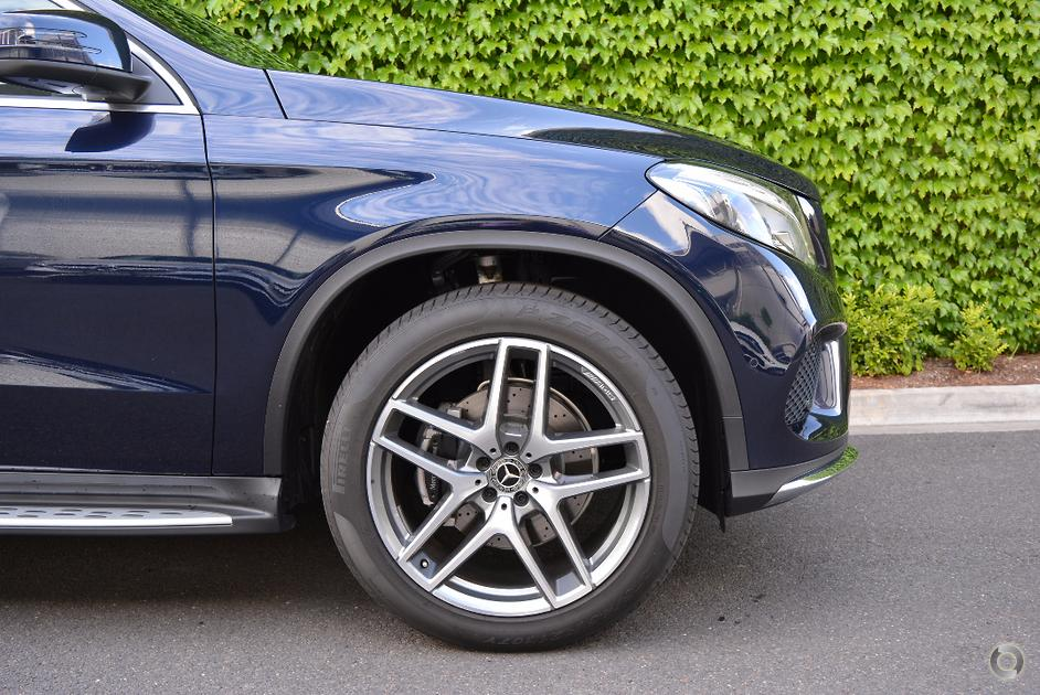 2017 Mercedes-Benz GLE 350 Coupe
