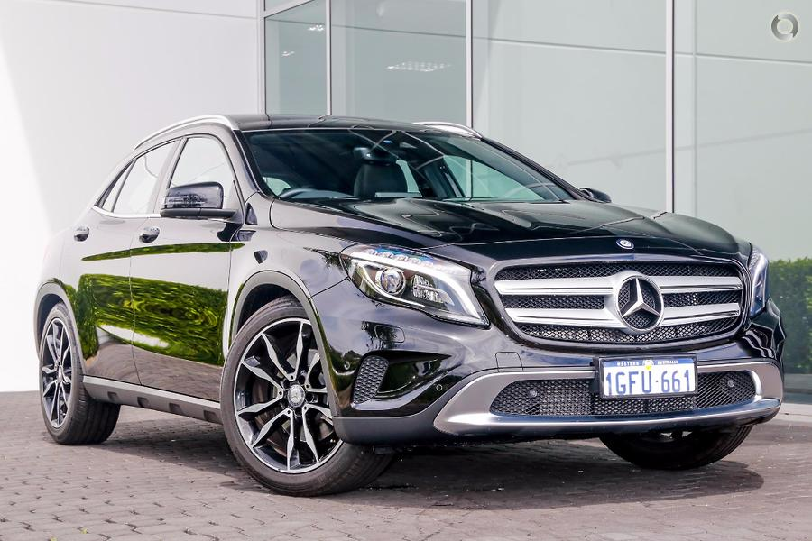 2016 Mercedes-Benz GLA 250 Wagon