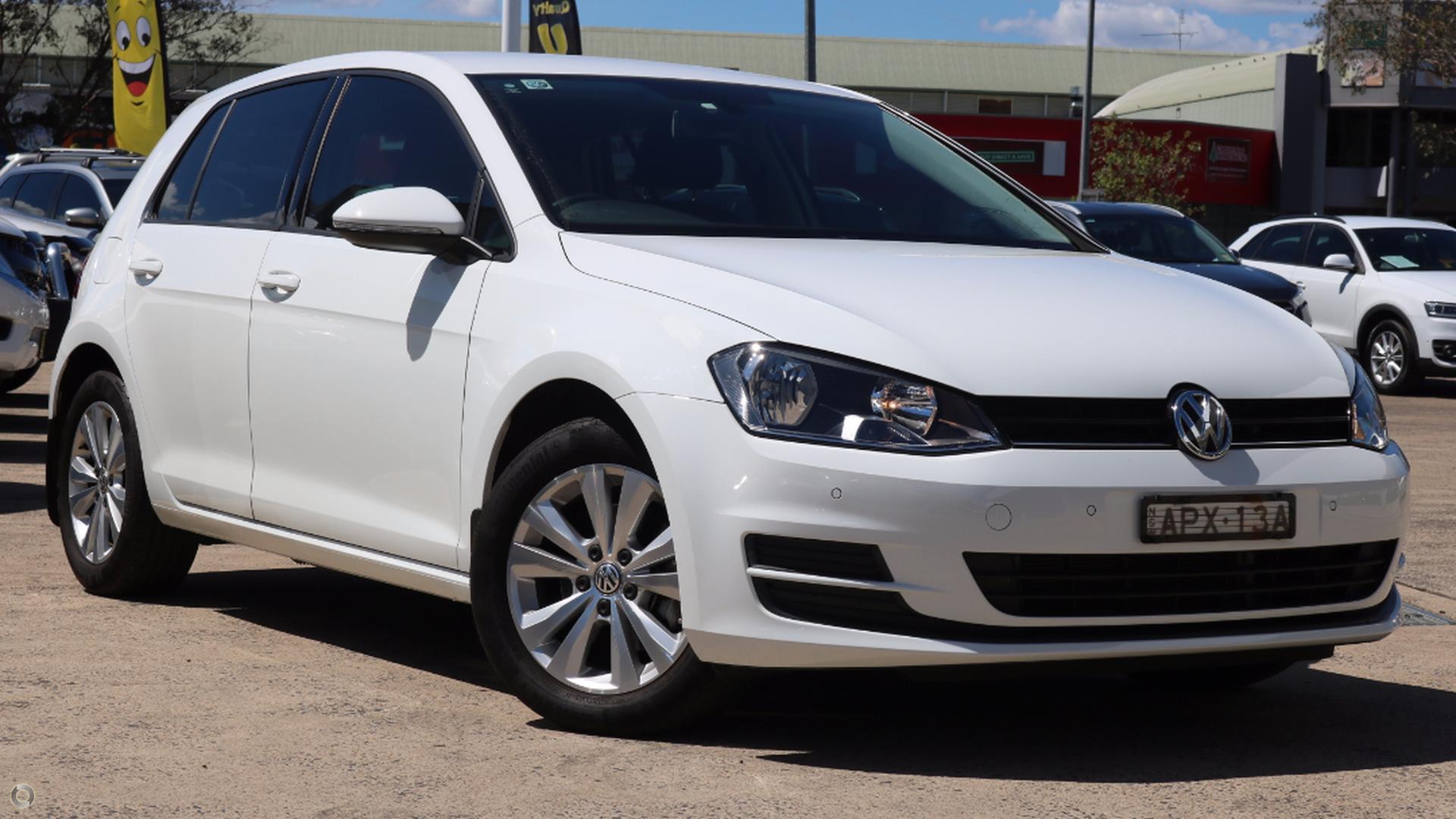 2014 Volkswagen Golf 90tsi Comfortline
