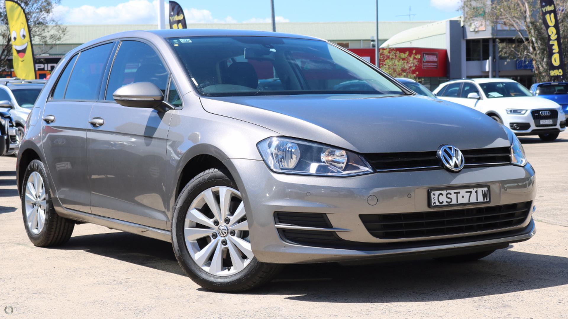 2014 Volkswagen Golf 7