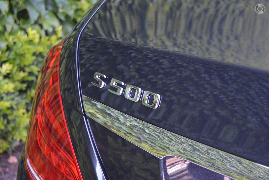 2016 Mercedes-Benz S 500 Sedan