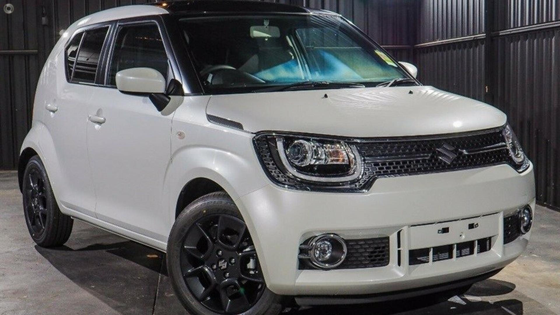 2017 Suzuki Ignis MF