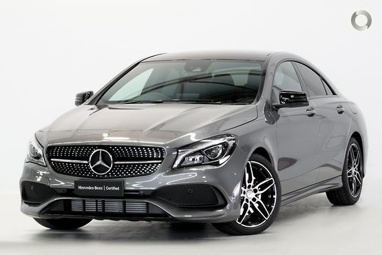 2017 Mercedes-Benz <br>CLA 220