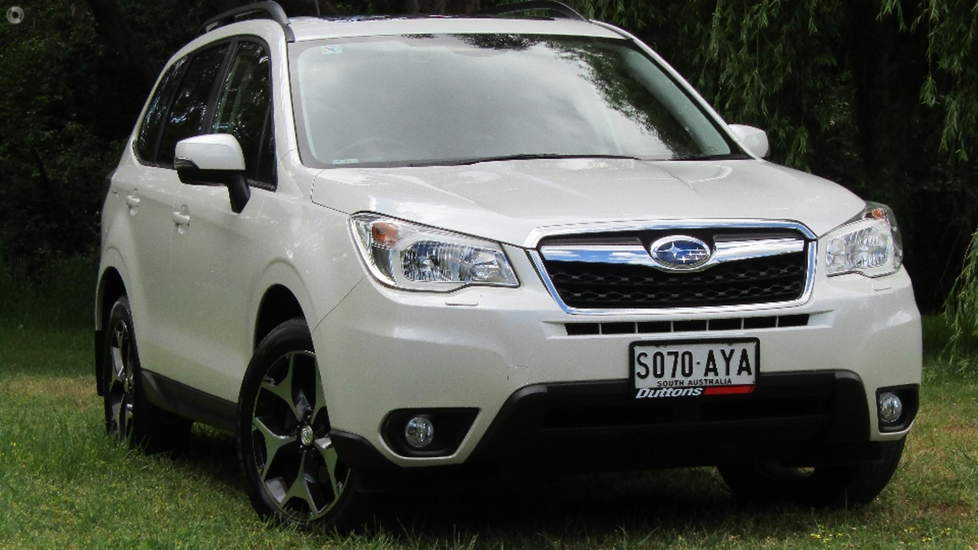 2013 Subaru Forester 2.5i-s