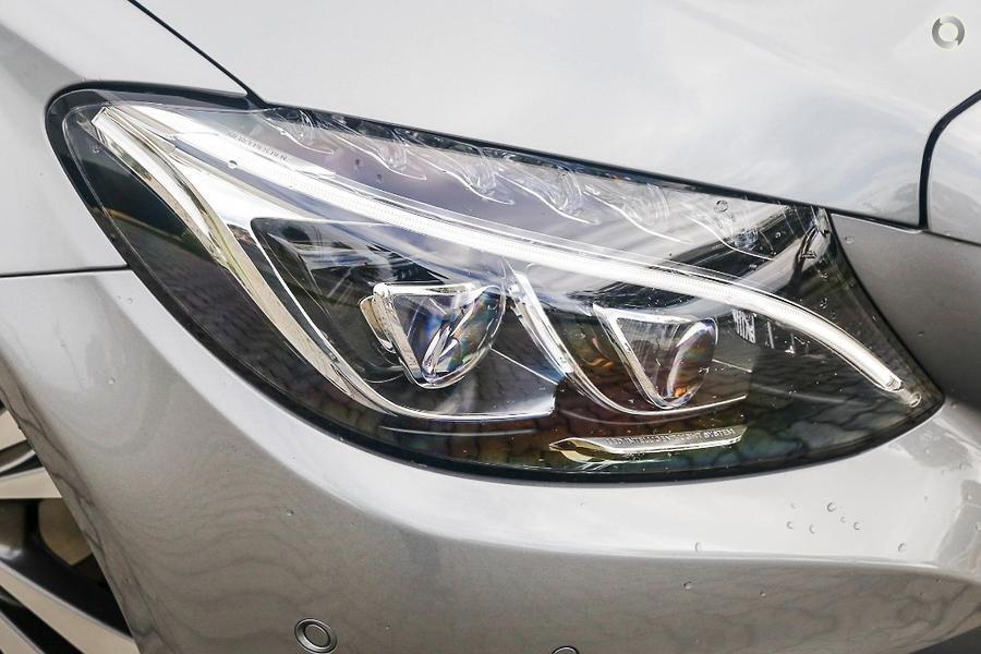2015 Mercedes-Benz C 200 Wagon