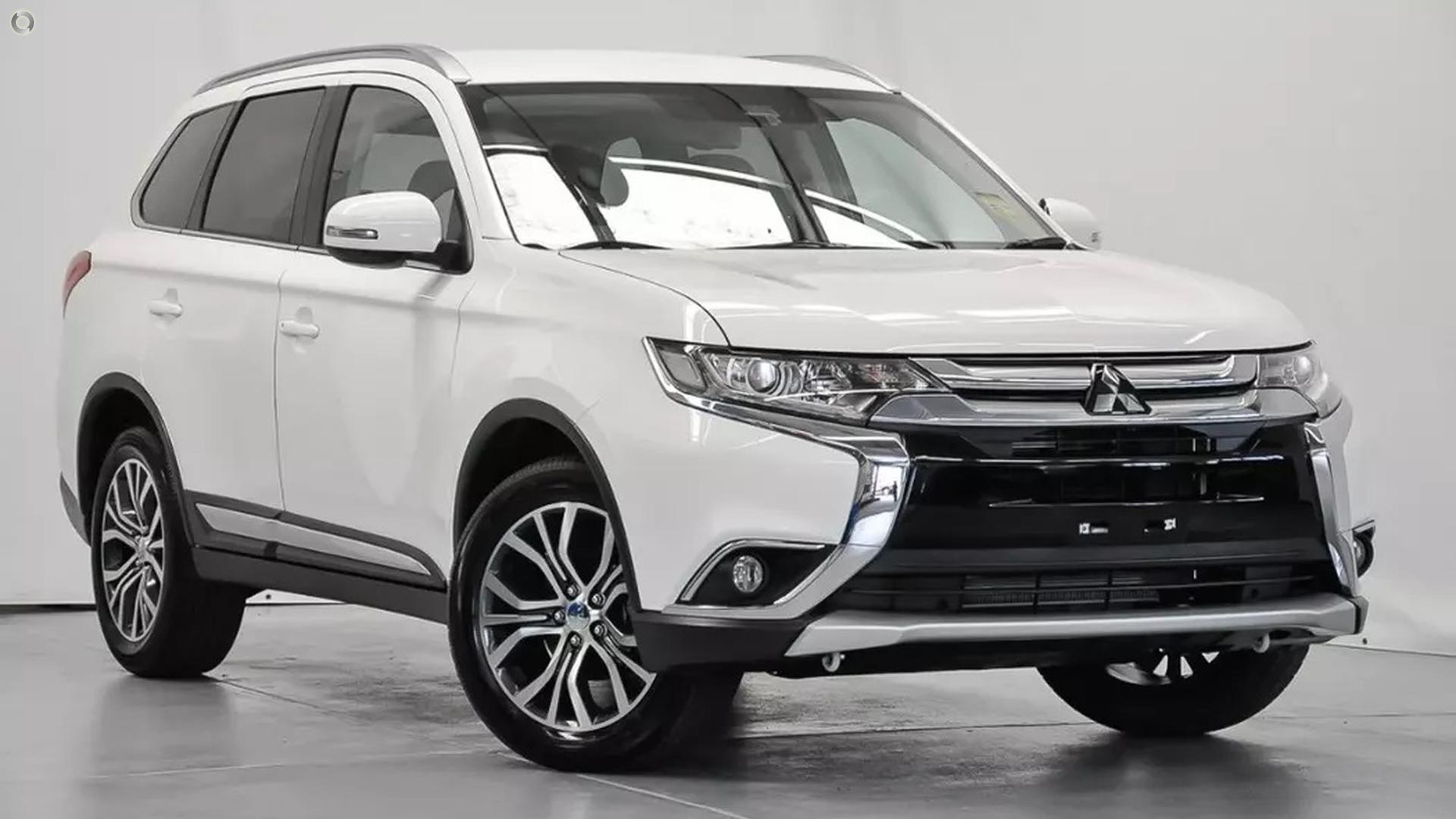 2016 Mitsubishi Outlander Ls Safety Pack
