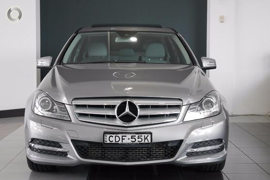 2011 Mercedes-Benz <br>C 250