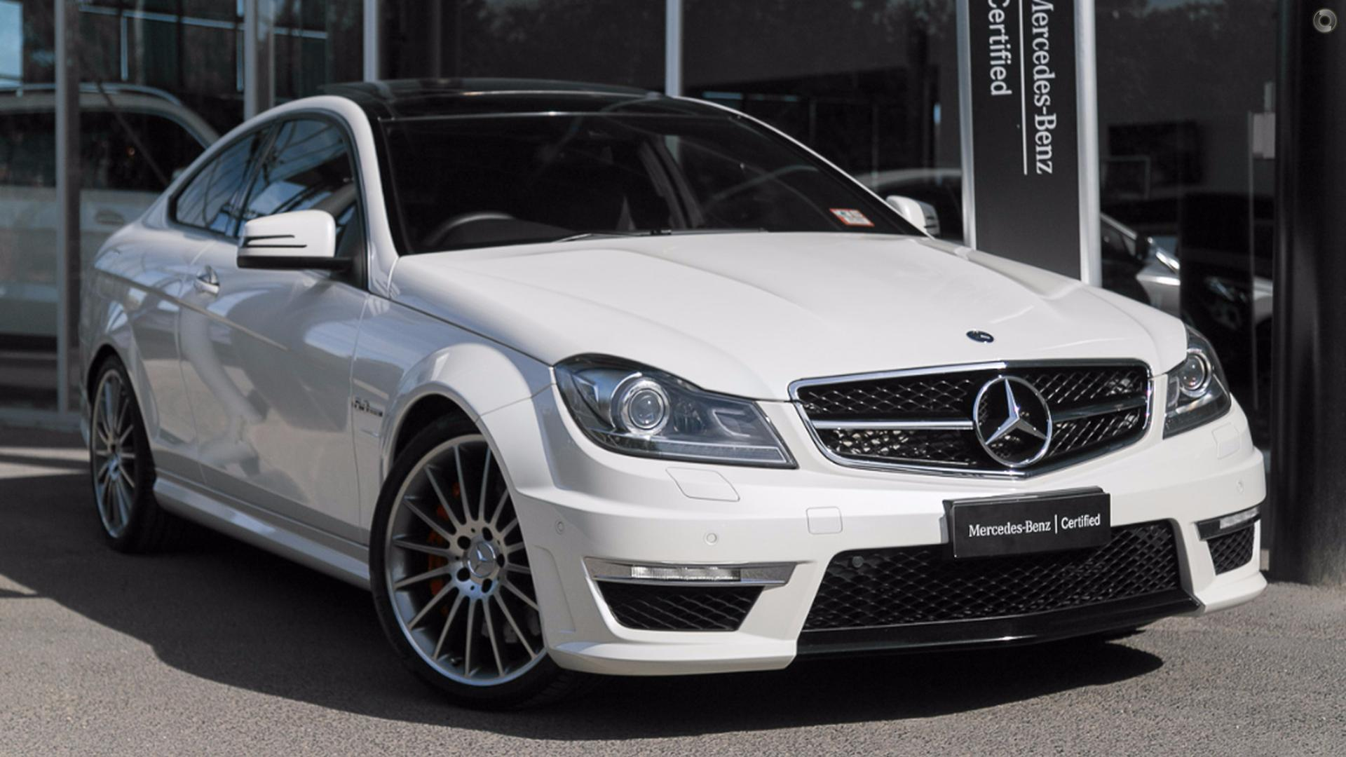 2012 Mercedes-Benz C 63 Coupe