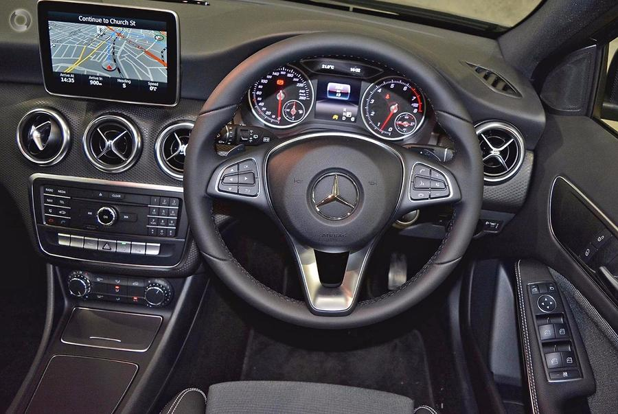 2016 Mercedes-Benz A 180 Hatch