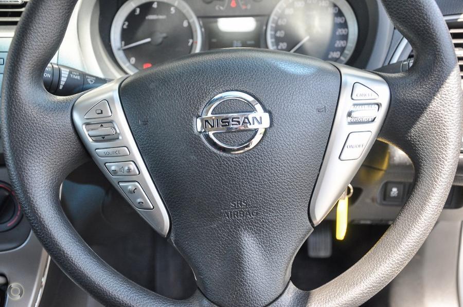 2015 Nissan Pulsar ST C12 Series 2