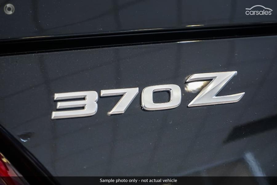 2017 Nissan 370z NISMO Z34