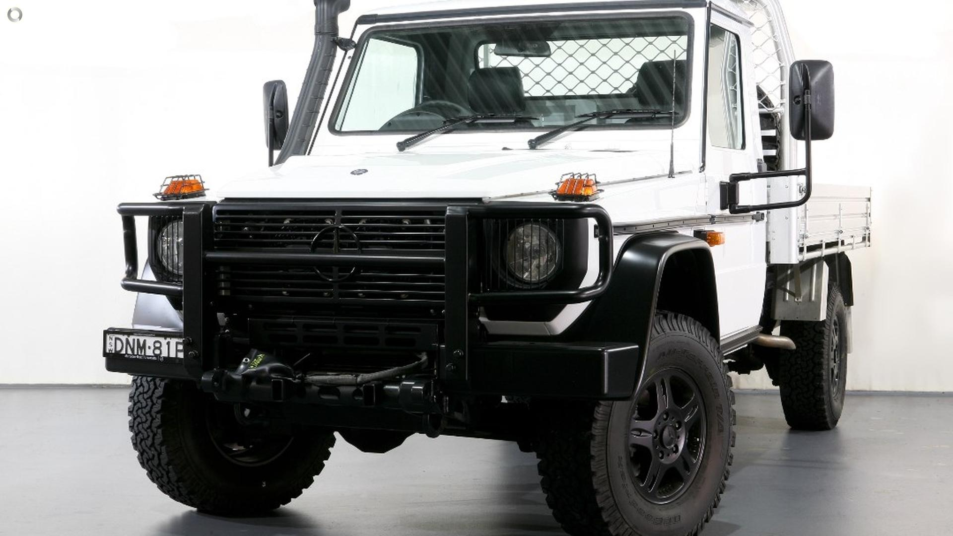 2017 Mercedes-Benz G 300 Cab Chassis