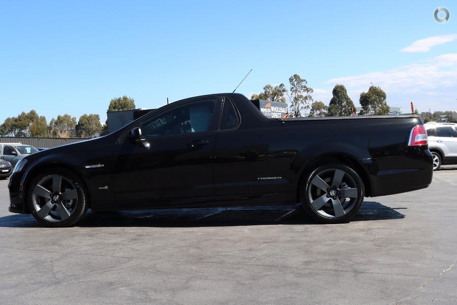 2012 Holden Ute SS Thunder VE Series II