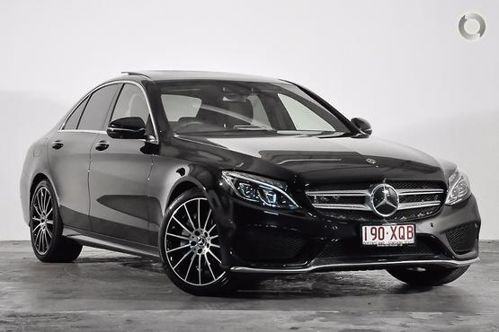 2017 Mercedes-Benz <br>C 300