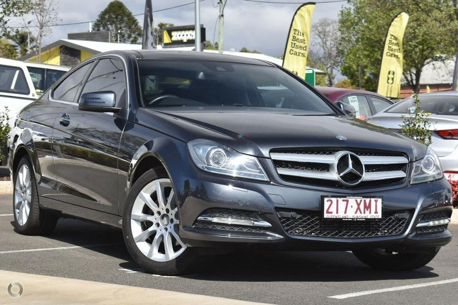 2013 mercedes benz c 180 coupe mercedes benz toowoomba for Mercedes benz pre owned vehicle locator