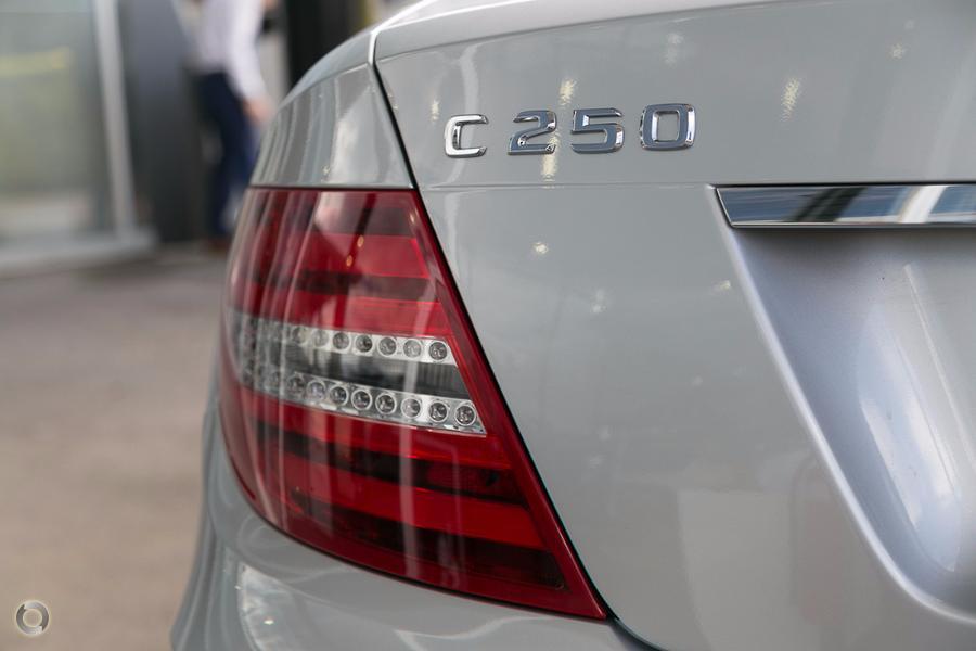 2011 Mercedes-Benz C 250 Coupe