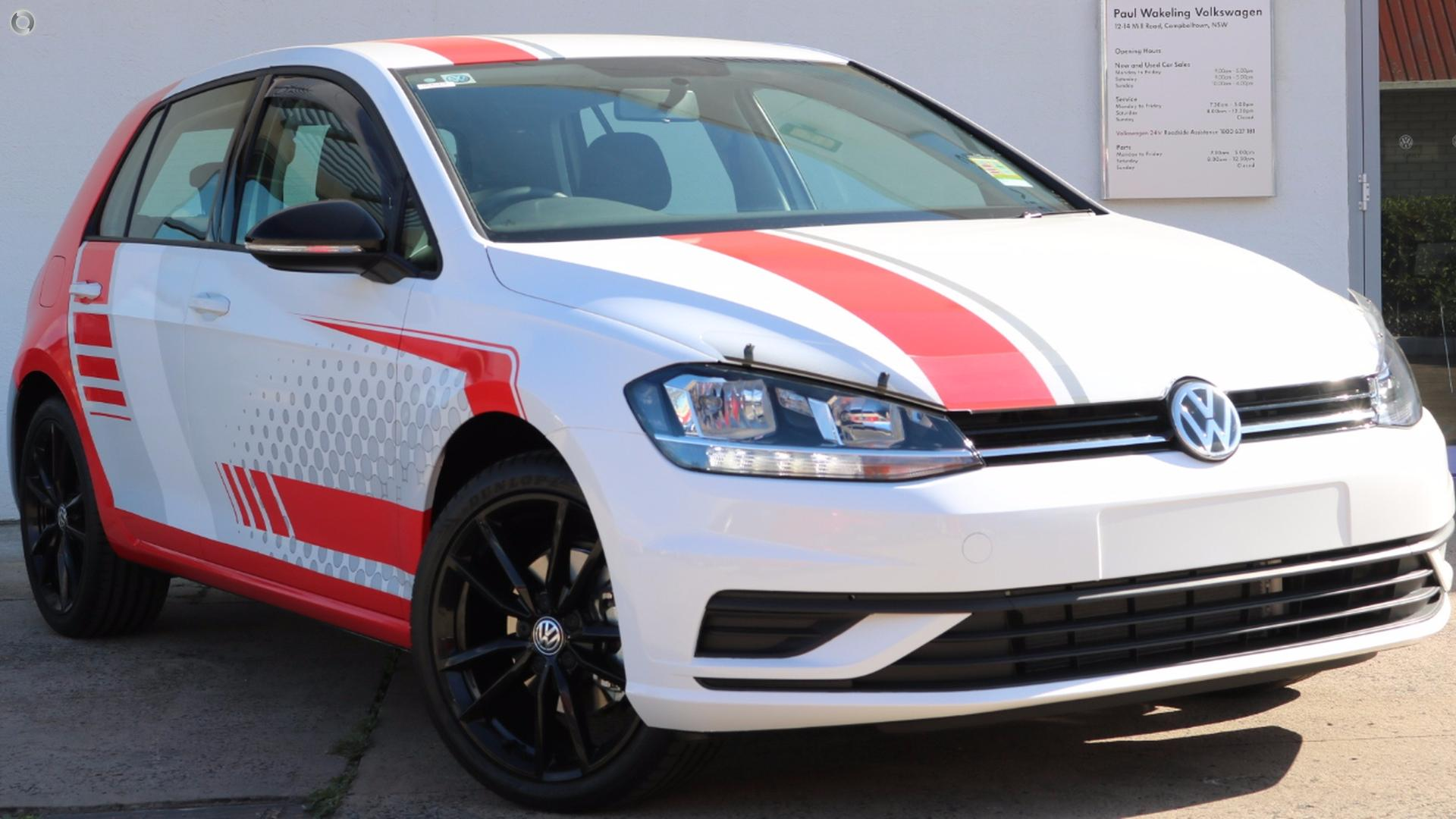 2017 Volkswagen Golf 110TSI 7.5