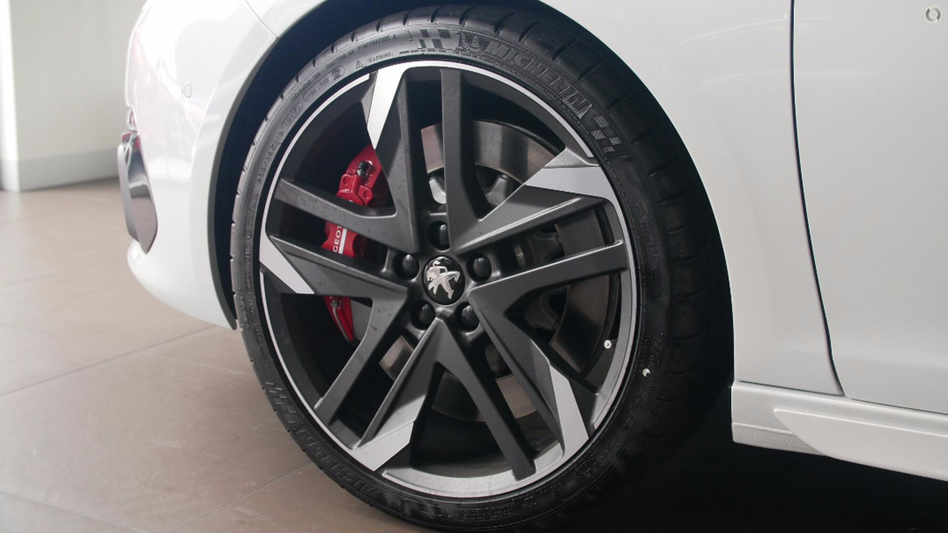 2017 Peugeot 308 GTi 270 T9
