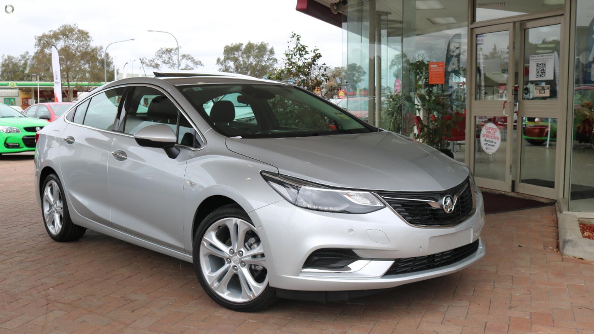 2017 Holden Astra Ltz