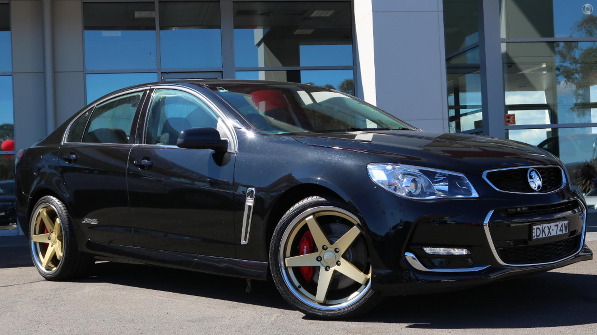 2016 Holden Commodore Ss V Redline