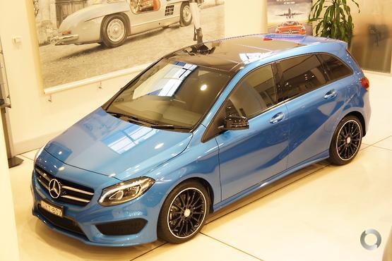 2016 Mercedes-Benz <br>B 250
