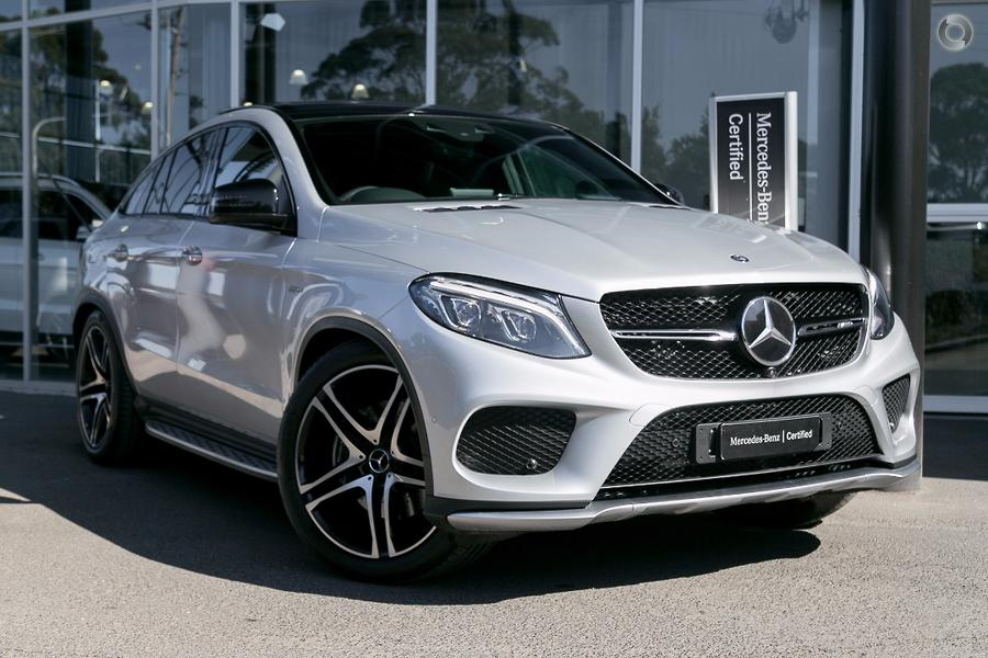 2017 Mercedes-Benz GLE 43 Wagon