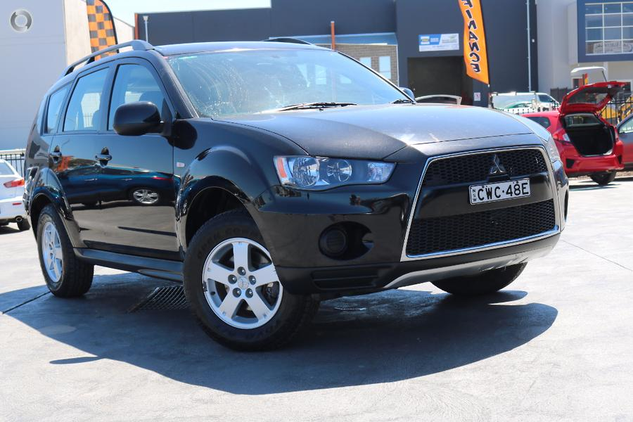 2012 Mitsubishi Outlander Ls Zh Wakeling Automotive
