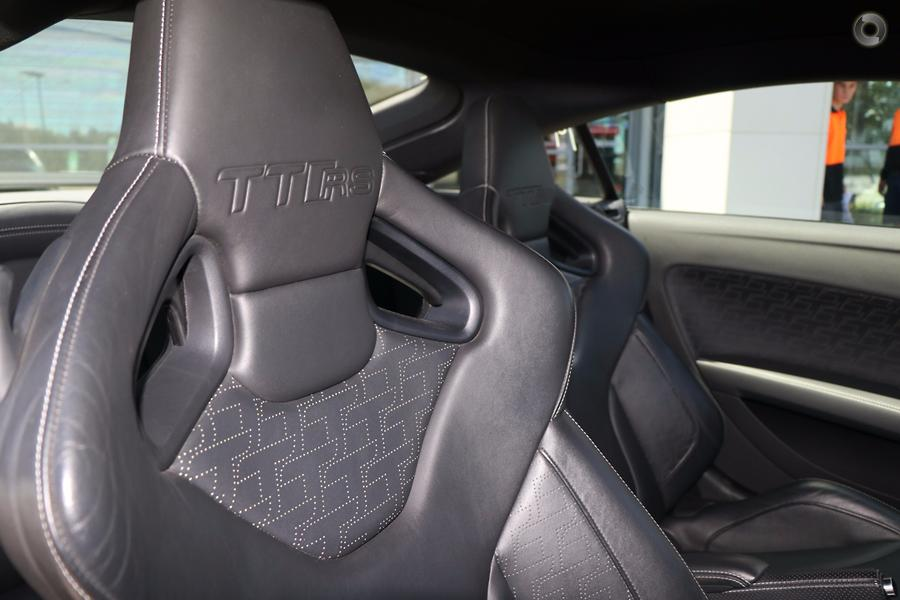 2012 Audi Tt RS Plus 8J