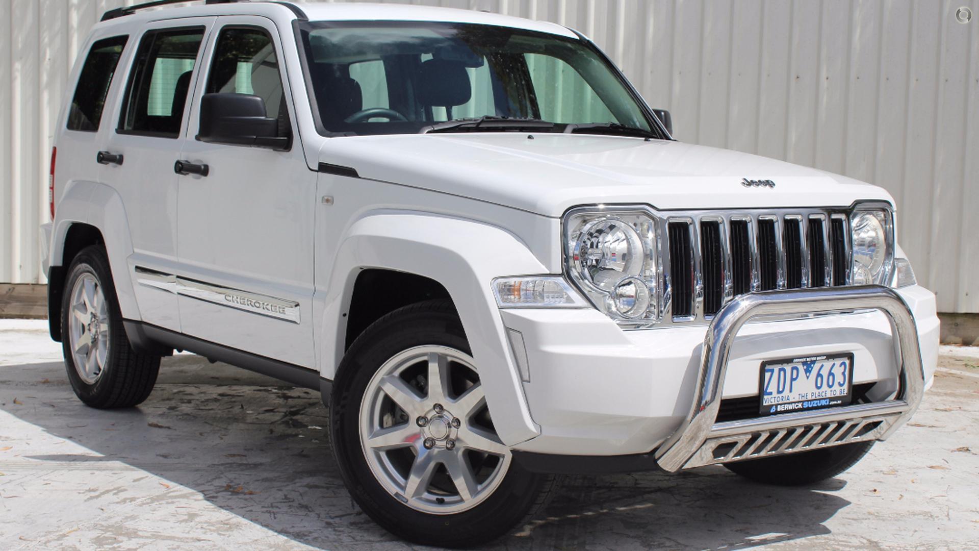 2012 Jeep Cherokee Limited KK