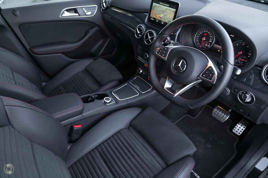 2016 Mercedes-Benz B 250 Hatch