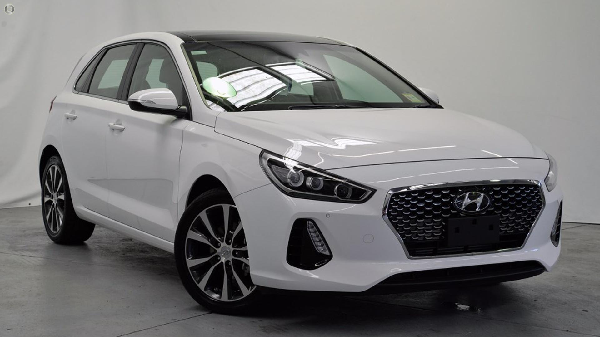 2017 Hyundai I30 Premium
