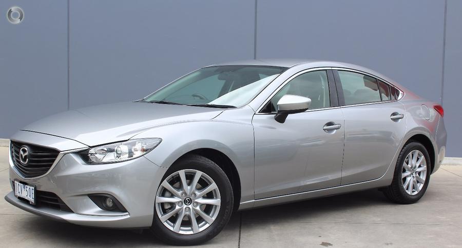 2014 Mazda 6 Sport GJ