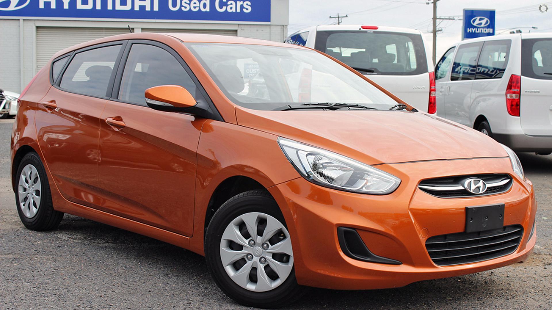 2016 Hyundai Accent RB4