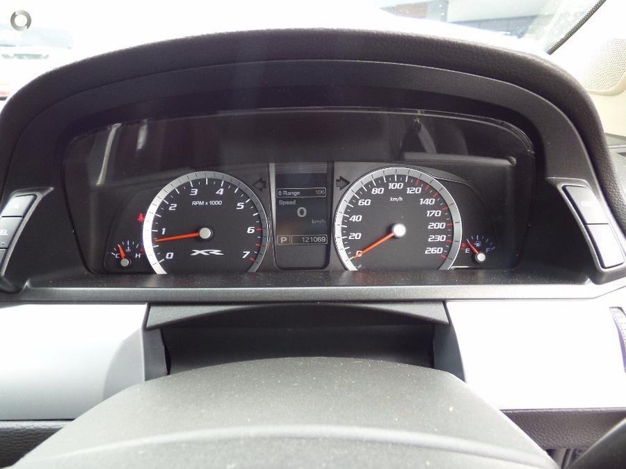 2012 Ford Falcon XR6 FG MkII