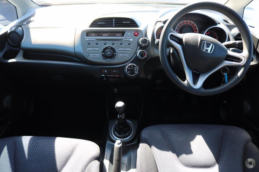 2008 Honda Jazz GLi GE