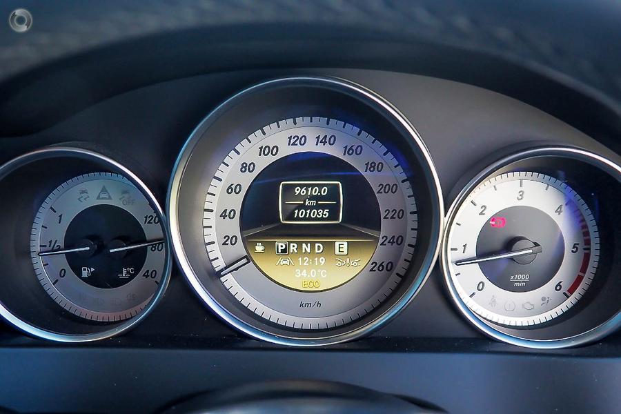 2011 Mercedes-Benz C 350 CDI Sedan
