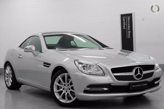 2013 Mercedes-Benz <br>SLK 200