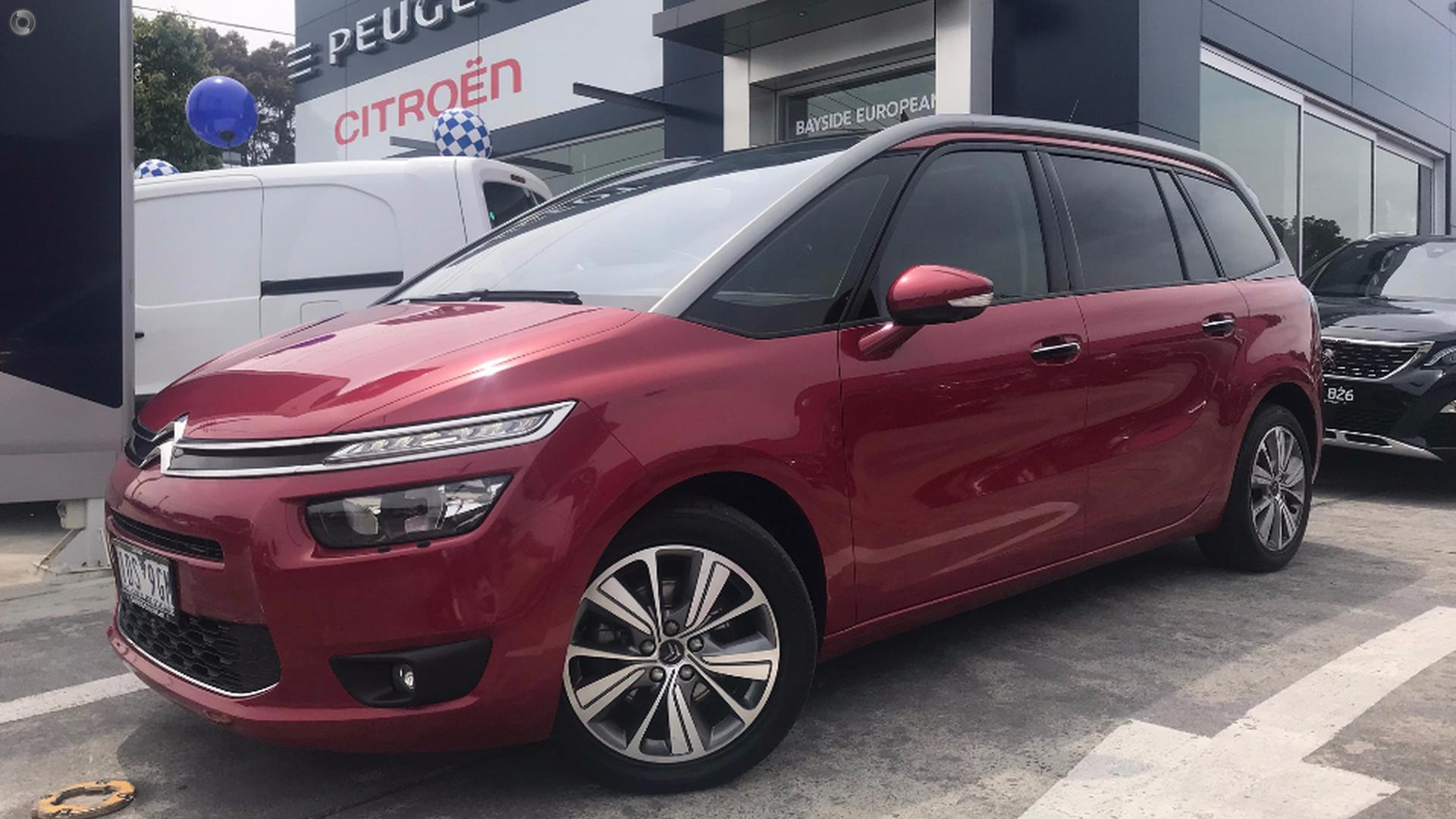 2014 Citroen Grand C4 Picasso Exclusive B7