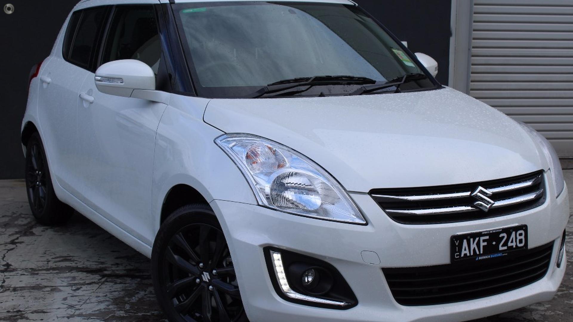 2017 Suzuki Swift GLX Navigator FZ
