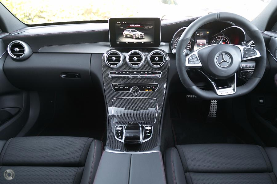 2017 Mercedes-Benz C 43 Wagon