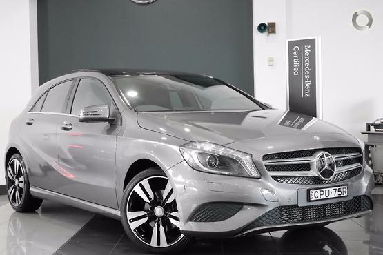 2013 Mercedes-Benz <br>A 200