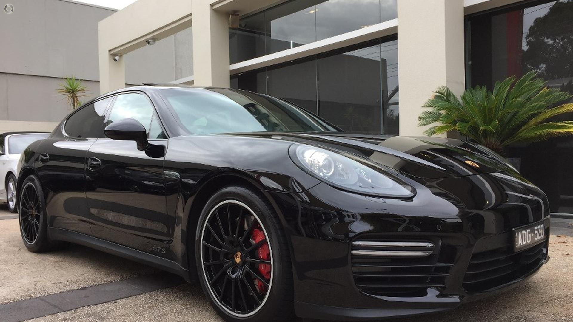 2015 Porsche Panamera 970