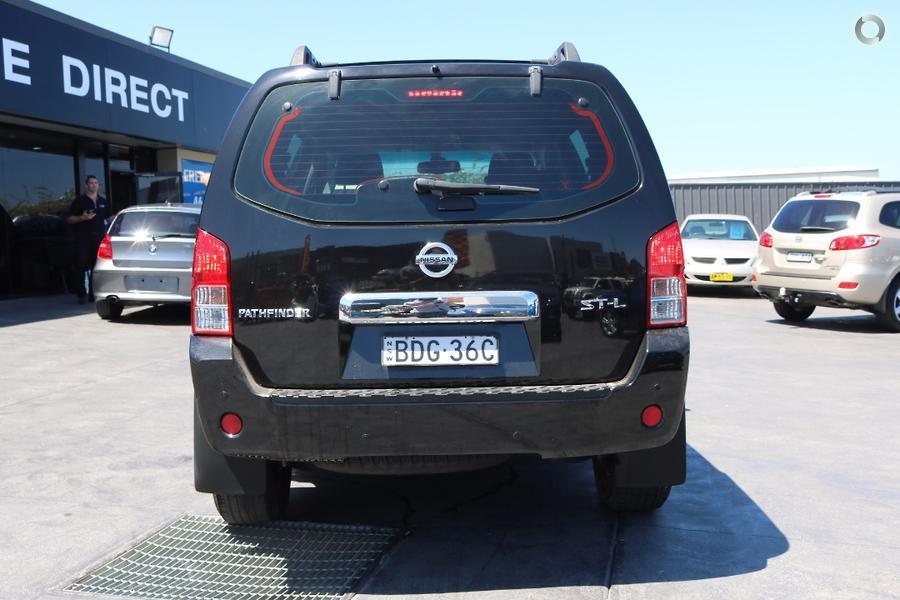 2007 Nissan Pathfinder ST-L R51