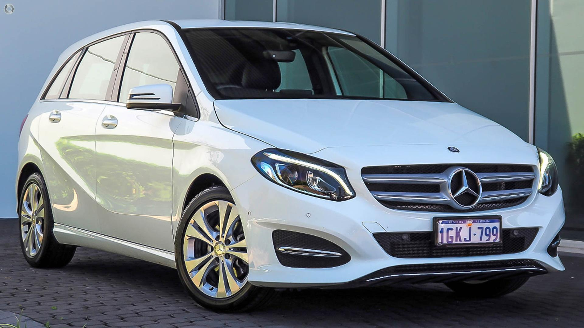 2016 Mercedes-Benz B 200 Hatch
